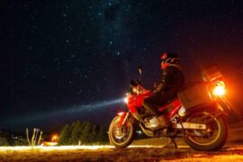 how to pack for a motorcycle road tour