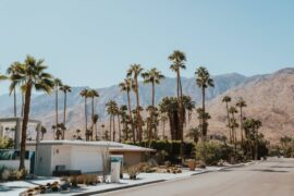 Palm Springs outdoor
