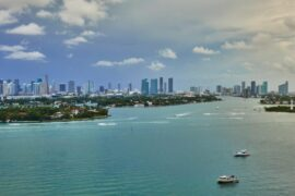 Things to do on water in Miami