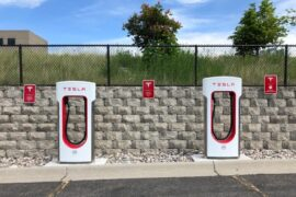 tesla supercharger trip planners